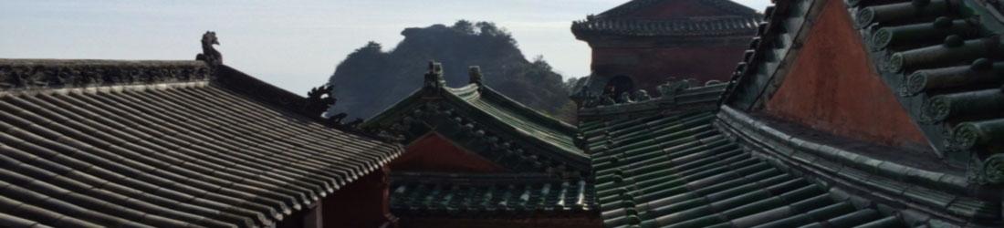 SAS China Dächer